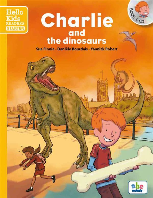 CHARLIE AND THE DINOSAURS (NOU